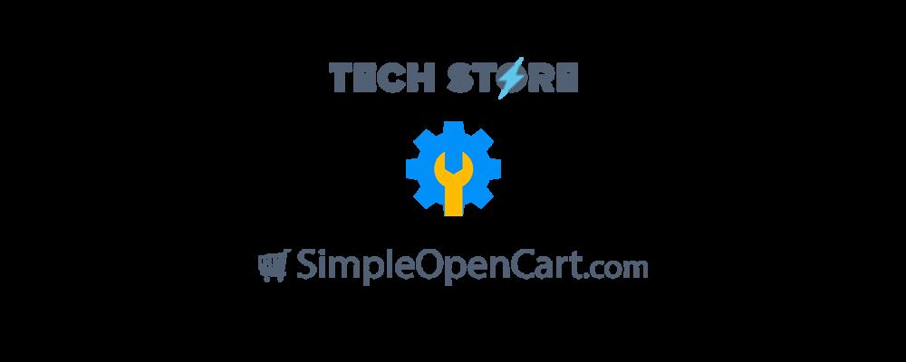Как установить модуль Simple на шаблон TechStore