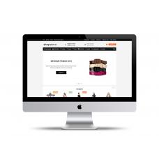 Адаптивный универсальный шаблон shop-store 2